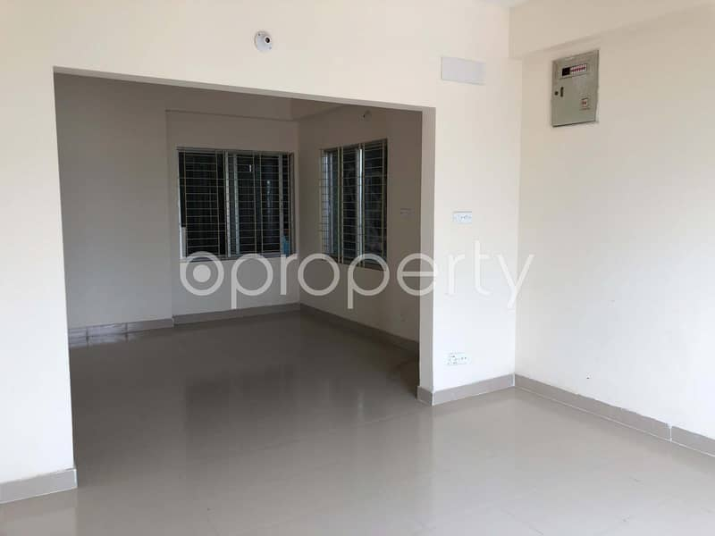 Nicely Shaped 1272 Sq Ft Flat Up For Sale In Lalbagh Near Viqarunnisa Noon School