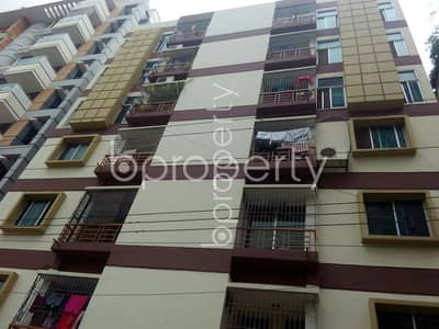 3 Bedroom Flat for Sale in Bashundhara R-A, Dhaka - 1680 Sq. Ft Ready Flat Is Available For Sale In Bashundhara R/A.