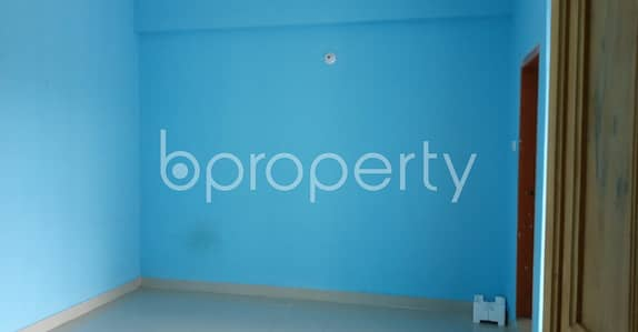 2 Bedroom Flat for Rent in Patenga, Chattogram - A Rightly Planned 600 Sq Ft Flat Is Found For Rent In South Patenga