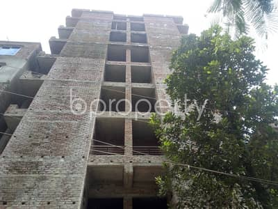 3 Bedroom Flat for Sale in Mirpur, Dhaka - Check This 1275 Sq. Ft Apartment Which Is Up For Sale At Mirpur Near Baitul Mosharraf Senior Madrasa.