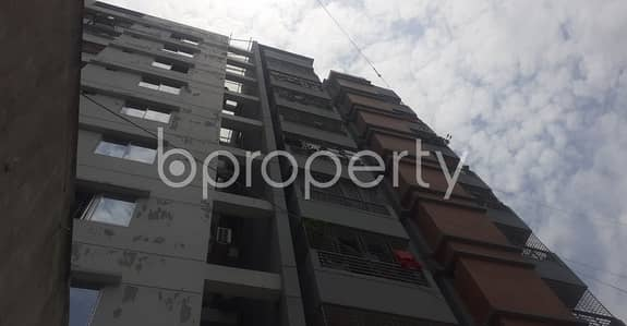 3 Bedroom Apartment for Sale in Hazaribag, Dhaka - Available In Sher-E-Bangla Road, A 1300 Sq. Ft Apartment For Sale.