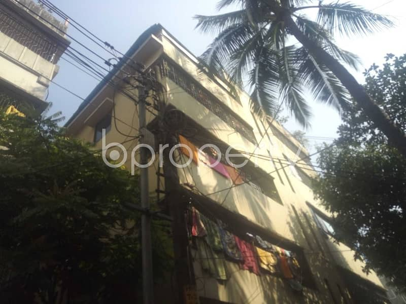 Wonderful Apartment Is Available In Bagmoniram Ward Is Ready For Rent