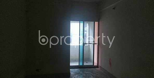 4 Bedroom Flat for Rent in Halishahar, Chattogram - 4 Bedroom, 3 Bathroom Apartment With A View Is Up For Rent Nearby Baitul Hakim Jame Masjid In Halishahar .