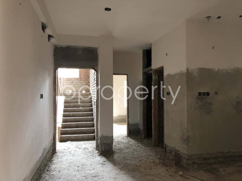 Visit This Apartment For Sale In Adabor Near VARD Eye Vision Hospital