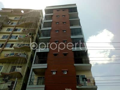 3 Bedroom Flat for Rent in East Nasirabad, Chattogram - 1300 Sq Ft Luxurious Apartment For Rent In Zakir Hossain By Lane, East Nasirabad