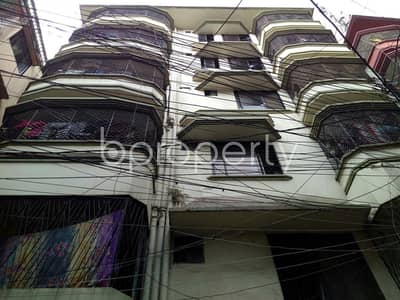 3 Bedroom Flat for Rent in Gazipur Sadar Upazila, Gazipur - An Attractive Apartment Is Up For Rent Covering An Area Of 820 Sq Ft At Auchpara, Tongi.