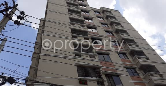 4 Bedroom Apartment for Rent in Dhanmondi, Dhaka - First-rated Apartment Covering An Area Of 1400 Sq Ft Is Up For Rent In West Dhanmondi