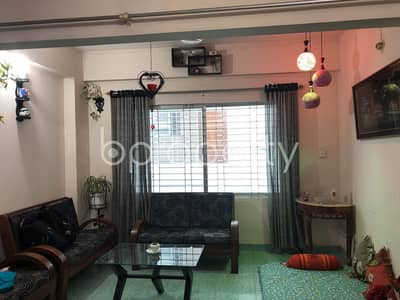 Convenient Apartment for Sale in Bashundhara R-A near North South University