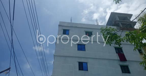 1 Bedroom Apartment for Rent in Patenga, Chattogram - Make this 400 SQ FT flat your next residing location, which is up to Rent in Patenga