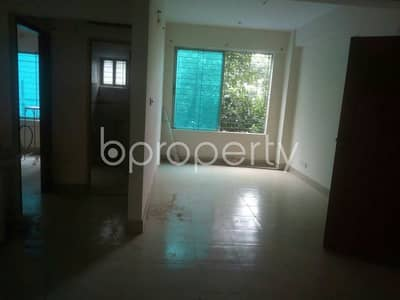 বিক্রয়ের জন্য BAYUT_ONLYএর ফ্ল্যাট - বাড্ডা, ঢাকা - In Uttar Badda, 1110 Sq Ft Apartment Can Be Found To Sale Near Amz Hospital Ltd.