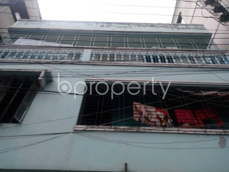 Ready flat 1100 SQ FT is now to Rent in Kalachandpur