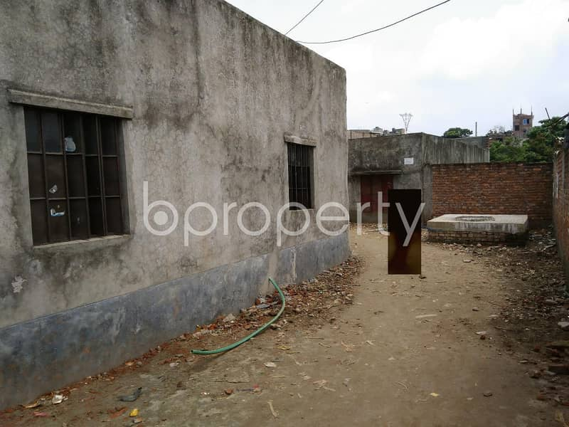 Visit This Residential Plot For Sale In Mirpur Near Ibn Sina Medical College.