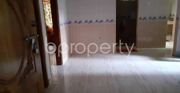 2 Bedroom Apartment for Sale in Dakshin Khan, Dhaka - Affordable And Wonderful 730 Sq. Ft Flat Up For Sale In North Azampur
