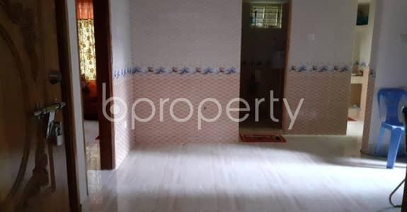 বিক্রয়ের জন্য BAYUT_ONLYএর ফ্ল্যাট - দক্ষিণ খান, ঢাকা - This Flat In Deyan Bari Road With A Convenient Price Is Up For Sale