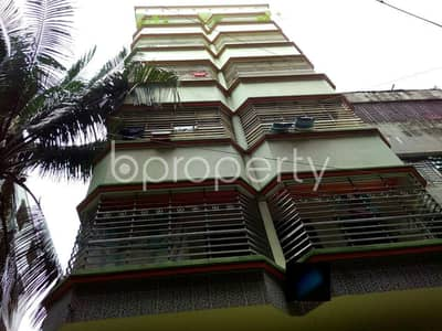 2 Bedroom Apartment for Rent in Gazipur Sadar Upazila, Gazipur - 760 Square Feet Flat For Rent Covering A Beautiful Area In Auchpara Near By Tongi Pilot School & Girl's College.
