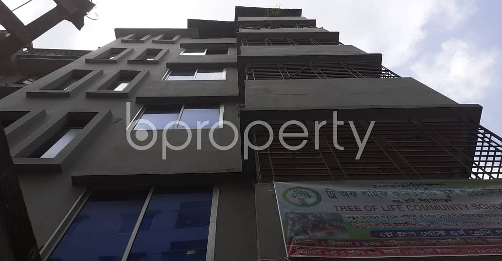 Wonderful Flat Covering An Area Of 1000 Sq Ft Is Available For Rent In Battery Lane, Kazir Dewri