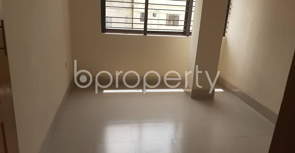 Reside Conveniently In This Well Constructed 2 Bedroom Flat For Rent In Kazir Dewri