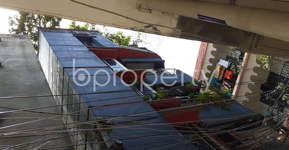 2 Bedroom Flat for Rent in Mohakhali, Dhaka - On The Doorstep Of Brac University, An Apartment Of 700 Sq Ft Is Ready To Rent In Mohakhali