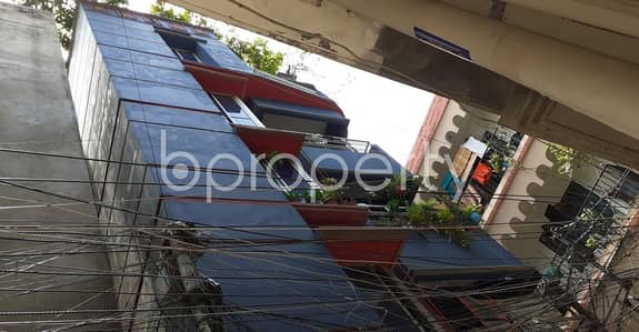 2 Bedroom Flat for Rent in Mohakhali, Dhaka - For Rent Covering An Area Of 700 Sq Ft Flat In Mohakhali Nearby Brac University