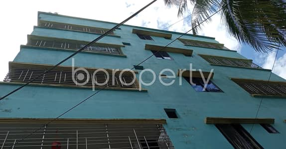 2 Bedroom Flat for Rent in Bakalia, Chattogram - Check This 950 Sq. Ft Apartment Available For Rent At Suruvi Residential Area.