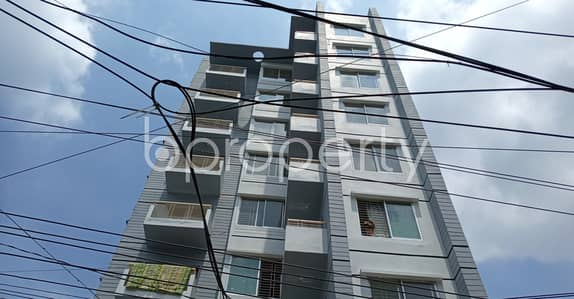 3 Bedroom Apartment for Rent in Bakalia, Chattogram - In A Mind-blowing Location Of West Bakalia, 1400 Sq Ft An Apartment Is Up For Rent