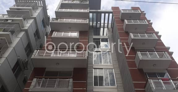 3 Bedroom Flat for Sale in Bashundhara R-A, Dhaka - Make this 2400 SQ FT flat your next residing location, which is up for sale in Bashundhara R-A