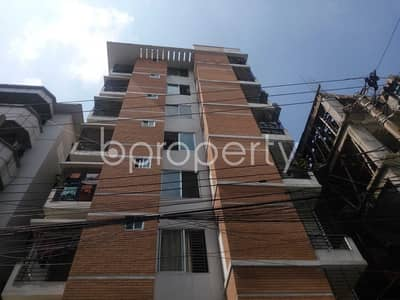 3 Bedroom Flat for Rent in Nadda, Dhaka - A Well Defined Flat Of 1100 Sq Ft In Nadda Is Available For Rent Near Sonali Bank