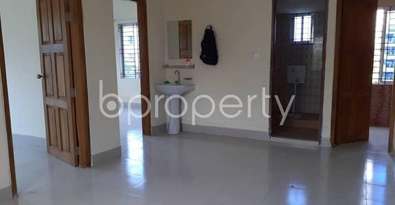 ভাড়ার জন্য BAYUT_ONLYএর অ্যাপার্টমেন্ট - দক্ষিণ খান, ঢাকা - 800 Square Feet Adequate Apartment For Rent Close To Azompur Railgate Jameh Mosjid.