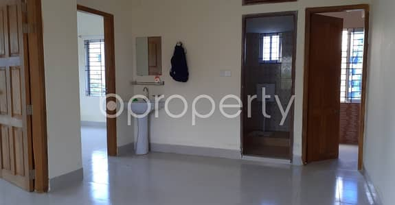 ভাড়ার জন্য BAYUT_ONLYএর ফ্ল্যাট - দক্ষিণ খান, ঢাকা - At North Azampur A Standard 2 Bedroom Flat Is Noe Vacant For Rent