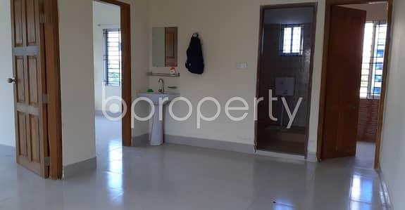 ভাড়ার জন্য BAYUT_ONLYএর ফ্ল্যাট - দক্ষিণ খান, ঢাকা - 800 Sq. ft Apartment Is Now Available For Rent In Dakshin Khan Near By Azompur Railgate Jameh Mosjid.
