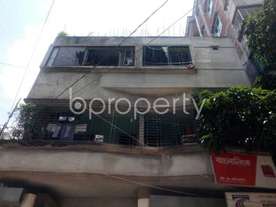 2 Bedroom Apartment for Rent in Kalachandpur, Dhaka - A Perfect Flat Of 700 Sq Ft 2 Bed For Living With Family Is Available For Rent At Kalachandpur