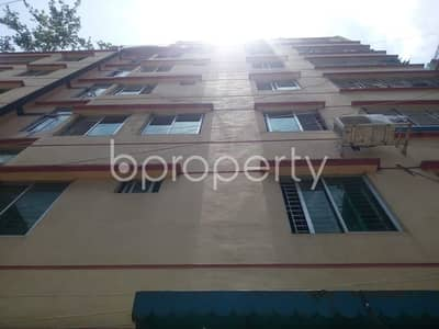 2 Bedroom Flat for Rent in Kalachandpur, Dhaka - A Convenient 800 Sq Ft Residential Flat Is Prepared To Be Rented At West Kalachandpur