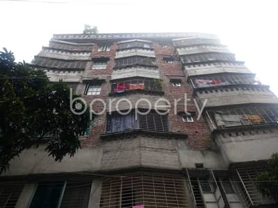 1 Bedroom Apartment for Rent in Kalachandpur, Dhaka - An Affordable 600 Sq Ft Flat Is Available For Rent At Middle Kalachandpur