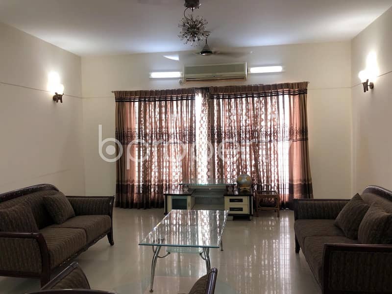 A Well Designed Apartment For Rent In Banani Is Available Near Burger King Banani