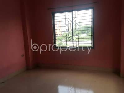 2 Bedroom Apartment for Rent in Bayazid, Chattogram - 850 Sq Ft Comfortable Flat For Rent At Wazedia, Panchlaish