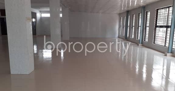 Floor for Rent in Savar, Dhaka - 3000 Sq Ft Commercial Floor For Rent In Bank Town, Savar