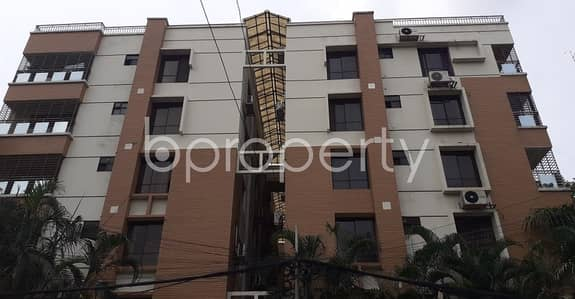3 Bedroom Flat for Rent in Gulshan, Dhaka - Spaciously Designed And Strongly Structured This 2179 Sq. Ft Apartment Is Now Vacant For Rent In Gulshan 2