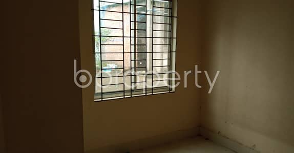 2 Bedroom Flat for Rent in 7 No. West Sholoshohor Ward, Chattogram - 1000 Sq Ft Residential Apartment For Rent In Sholoshohor Near Azad Community Center