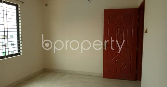 2 Bedroom Flat for Rent in 7 No. West Sholoshohor Ward, Chattogram - Well-constructed 950 Sq Ft 2 Bedroom Apartment Is Ready For Rent At Jangalpara