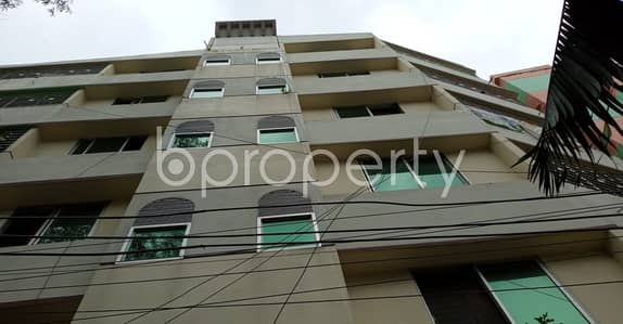 2 Bedroom Flat for Rent in 7 No. West Sholoshohor Ward, Chattogram - 800 Square Feet Ready Apartment Is Now Available For Rent In Shaymoli R/A.