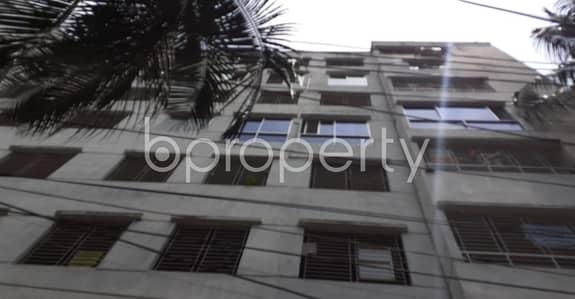 2 Bedroom Apartment for Rent in Dhanmondi, Dhaka - There Is 2 Bedroom Apartment Up To Rent In The Location Of Dhanmondi Near Jafrabad Government Primary School.