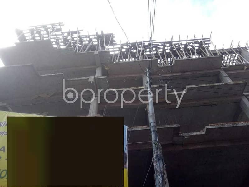 1375 Sq Ft Apartment Is Available For Sale In Badda Near Khilbaritek Baitur Rahat Kendrio Jame Mosjid