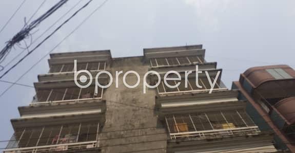 2 Bedroom Apartment for Rent in Nikunja, Dhaka - There Is 2 Bedroom And 750 Sq. Ft Apartment Up To Rent In The Location Of Nikunja 2 .