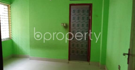 2 Bedroom Flat for Rent in 7 No. West Sholoshohor Ward, Chattogram - Obtain Your New Residence At This 1000 Sq Ft Flat Is Up For Rent At Nazar Para