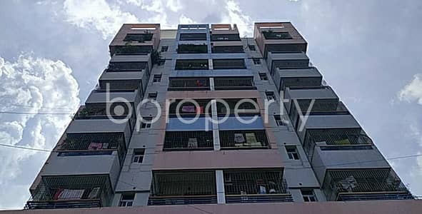 3 Bedroom Apartment for Rent in Bagichagaon, Cumilla - A Reasonable 1350 Sq. Ft And 3 Bedroom Flat Is Available For Rent In South Bagichagaon.