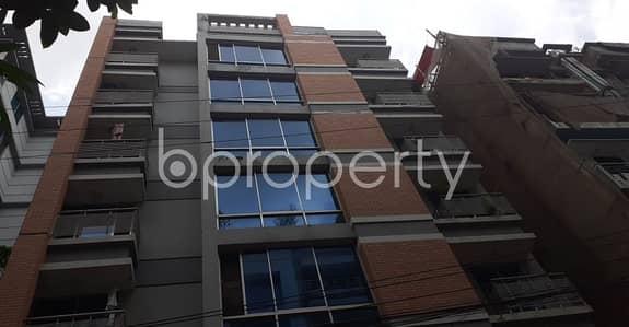 ভাড়ার জন্য BAYUT_ONLYএর অ্যাপার্টমেন্ট - বসুন্ধরা আর-এ, ঢাকা - Spaciously Designed And Strongly Structured This Apartment Is Now Vacant For Rent In Bashundhara R-a