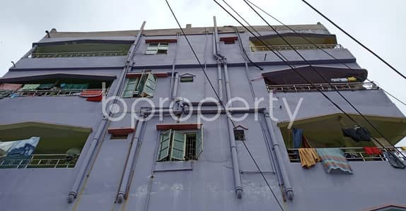 2 Bedroom Flat for Rent in 7 No. West Sholoshohor Ward, Chattogram - 950 Sq Ft Apartment For Rent In Shaymoli R/a