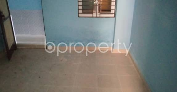 1 Bedroom Flat for Rent in Halishahar, Chattogram - A Finely Built 510 Sq Ft Single Bed Flat Is Up For Rent In Bandartila