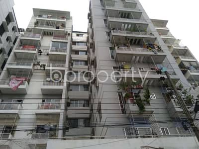 3 Bedroom Apartment for Sale in Bashundhara R-A, Dhaka - In Bashundhara R-A 1325 Sq Ft Vacant Spacious Apartment Is Up For Sale.