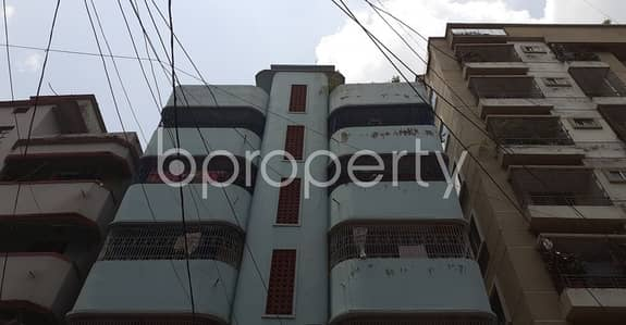 Nice 900 SQ FT flat is available to Rent in Khilgaon